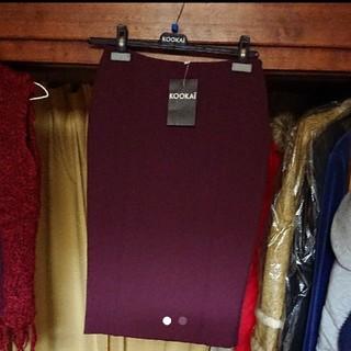 クーカイ(KOOKAI)のクーカイスカート(ひざ丈スカート)
