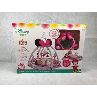 ディズニー(Disney)のDisney ディズニー ミニーマウス・ガーデンファン・アクティビティジム (ベビージム)