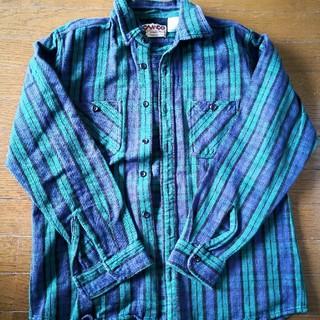カムコ(camco)のネルシャツ CAMCO社製(シャツ)