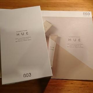 ナンバースリー(no3(Number Three))のカラー材 ナンバースリー HUE(カラーリング剤)