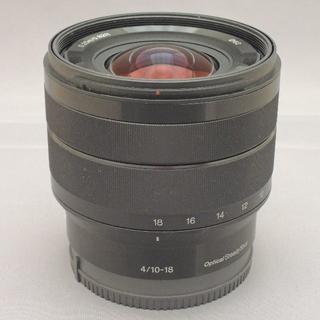 ソニー(SONY)のBABEL様専用ソニー E10-18mmF4OSS(レンズ(ズーム))
