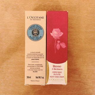 ロクシタン(L'OCCITANE)のロクシタン ハンドクリーム 2本セット(ハンドクリーム)