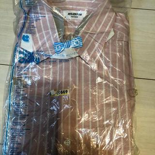 アトリエサブ(ATELIER SAB)のアトリエサブ ピンク 長袖シャツ クリーニング済み(シャツ)