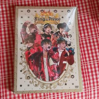 ジャニーズ(Johnny's)のKing & Prince DVD 2枚組 初回限定盤(ミュージック)