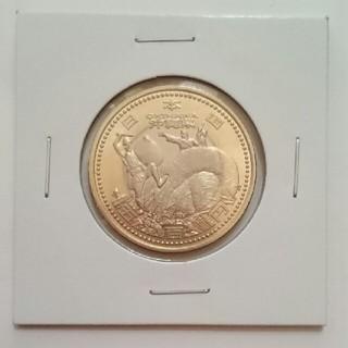 地方自治  沖縄県500円バイカラー・クラッド貨(貨幣)
