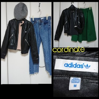 アディダス(adidas)のアディダスジャケット(ブルゾン)
