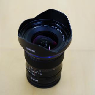 SONY - LAOWA 15mm F2 Zero-D