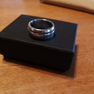 ティファニー(Tiffany & Co.)のティファニ―SV925シルバ―ダブルリング19号(リング(指輪))