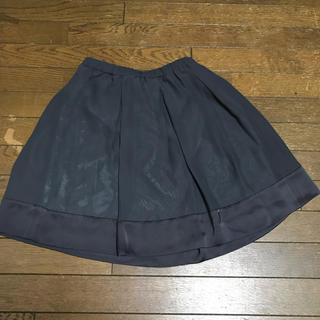 キレイ目スカート☆(ひざ丈スカート)