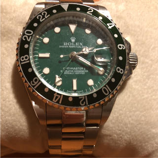 ロレックス(ROLEX)のロレックス GMTMaster II (腕時計(アナログ))