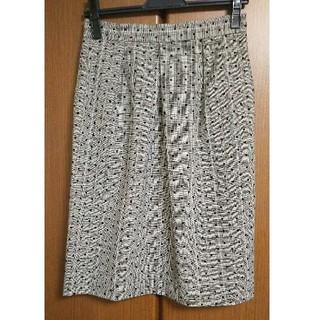 ルラシェ(relacher)のrelacher ひざ丈スカート(ひざ丈スカート)
