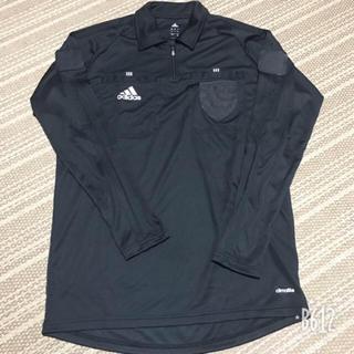 アディダス(adidas)の新品adidas サッカーウエア レフリーウエア トレーニングシャツ 2XO(ウェア)
