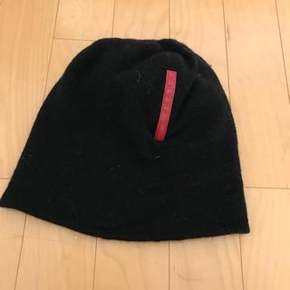 プラダ(PRADA)のプラダスポーツニット帽(ニット帽/ビーニー)
