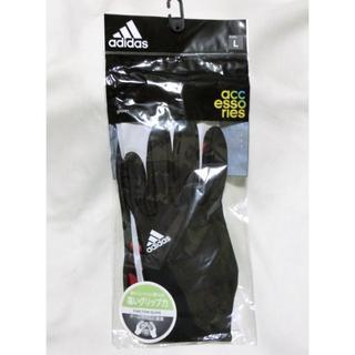 アディダス(adidas)の大人用 アディダス 手袋 L トレーニング グローブ⑤(ウェア)
