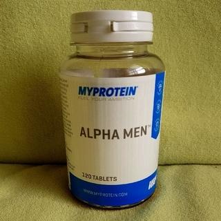 マイプロテイン(MYPROTEIN)のMyprotein アルファメン(ビタミン)