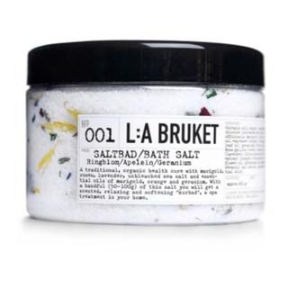 L:A BRUKET ラ・ブルケット バスソルト 001 入浴剤(入浴剤/バスソルト)