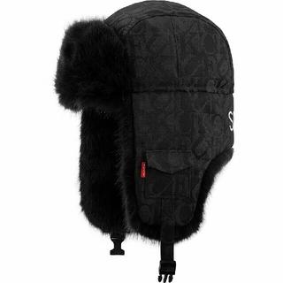Supreme - supreme fuck trooper hat black