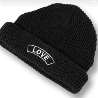 スカイハイ(SKYHi)のSKY-HI LOVE HATE ニット帽(ミュージシャン)