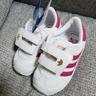 アディダス(adidas)のadidas 新品 kidsスニーカー(12cm)(スニーカー)