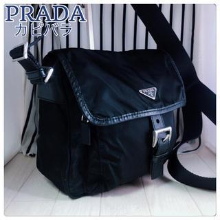 プラダ(PRADA)の【超美品】PRADA×プラダ 斜めがけショルダーバッグ(ショルダーバッグ)