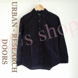 アーバンリサーチ(URBAN RESEARCH)のコーデュロイシャツ(シャツ/ブラウス(長袖/七分))
