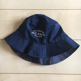 ビームス(BEAMS)の美品 beams ビームス バゲットハット 帽子(ハット)