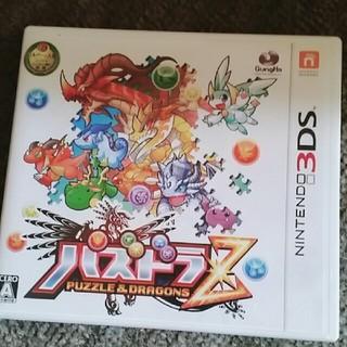 ニンテンドー3DS(ニンテンドー3DS)の【3DS】パズドラZ(携帯用ゲームソフト)