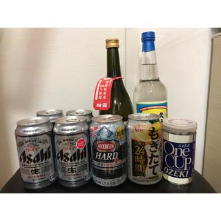 酒詰め合わせセット(日本酒)