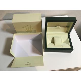 ロレックス(ROLEX)のロレックス 箱(腕時計(アナログ))