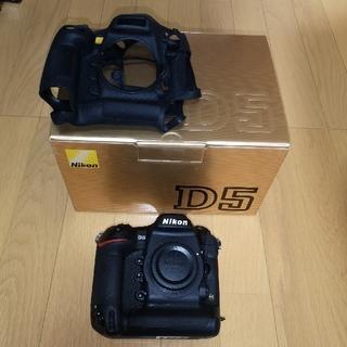 Nikon - 美品 Nikon D5 シャッター数わずか2498コマ