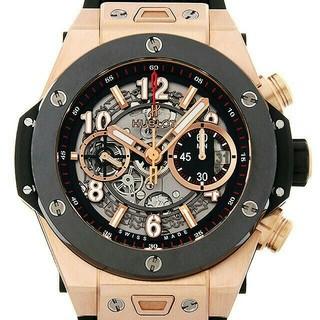 ウブロ(HUBLOT)のウブロ ビッグバン ウニコ 411.OM.1180.RX メンズ(腕時計(アナログ))
