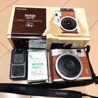 フジフイルム(富士フイルム)のinstax mimi 90(フィルムカメラ)