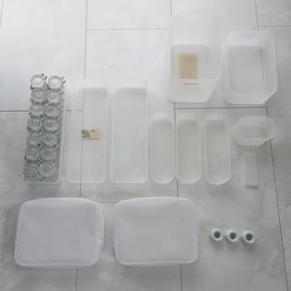 ムジルシリョウヒン(MUJI (無印良品))の無印良品 15店セット 収納 (ケース/ボックス)