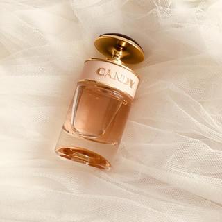 プラダ(PRADA)のprada キャンディ ロー 香水 30ml(香水(女性用))