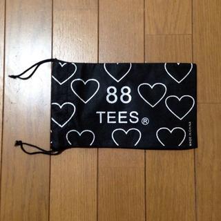 エイティーエイティーズ(88TEES)の*美品*88TEES☆ラッピング不織布平袋(ラッピング/包装)