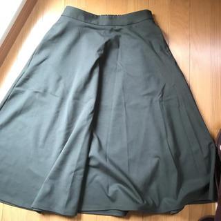 GU - 美品☆GUのミディアムスカート