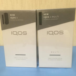 アイコス(IQOS)のIQOS3キット / IQOS3 MULTI(タバコグッズ)