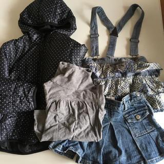 ジーユー(GU)のキッズ服♡110cm女の子おまとめ(ジャケット/上着)