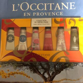 ロクシタン(L'OCCITANE)のロクシタンハッピーハンドクリームコレクション(ハンドクリーム)