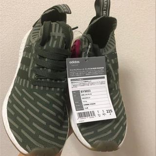アディダス(adidas)のadidas スニーカー 22.5センチ(スニーカー)