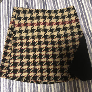 ザラ(ZARA)のstradivarius 台形スカート(ミニスカート)