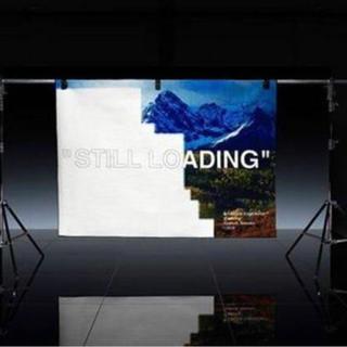 イケア(IKEA)のIKEA×VIRGIL ABLOH ''STEEL LOADING''(ラグ)