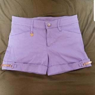 レディー(Rady)のrady 紫 ショートパンツ ショーパン パープル(ショートパンツ)