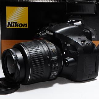 ニコン(Nikon)の◆Wi-Fi対応◆Nikon  D5200 おトクなオマケ付♪◆(デジタル一眼)