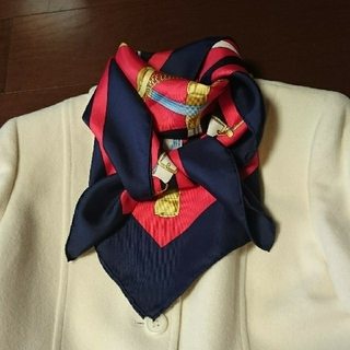 エルメス(Hermes)のエルメススカーフ 大判(90cm)(バンダナ/スカーフ)