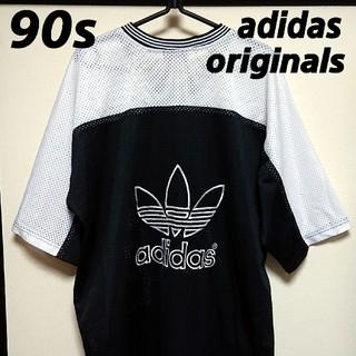 アディダス(adidas)の【希少】90s vintage adidasoriginals Tシャツ(Tシャツ/カットソー(半袖/袖なし))
