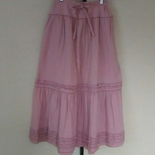 カネコイサオ(KANEKO ISAO)のWONDERFUL  WORLD スカート(ロングスカート)