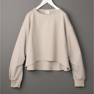 BEAUTY&YOUTH UNITED ARROWS - 6(ROKU) ロク DOUBLE FACE PULLOVER カットソー