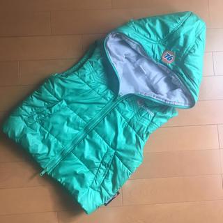 セブンティーシックスルブリカンツ(76 Lubricants)の中綿 ダウンベスト 130 Lubricants 男女兼用(ジャケット/上着)
