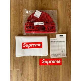 シュプリーム(Supreme)のSupreme®/The North Face® Fold Beanie(ニット帽/ビーニー)